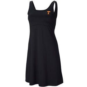 """Columbia black """"TN Vols"""" dress"""